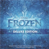 Frozen (Deluxe Edition) [Original Motion Picture Soundtrack] - Various Artists Cover Art