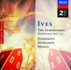 Ives: Symphonies No. 1-4 - Orchestral Sets No. 1-2