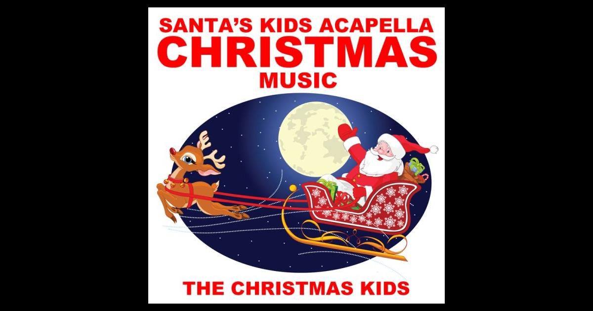 Funny acapella christmas music