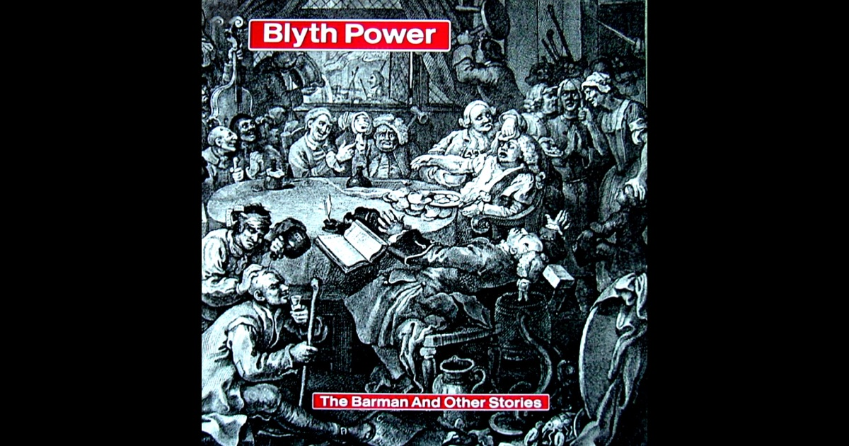 Blyth Power - The Barman And Other Stories