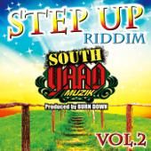 SOUTH YAAD MUZIK ''STEP UP RIDDIM Part.2'' - EP