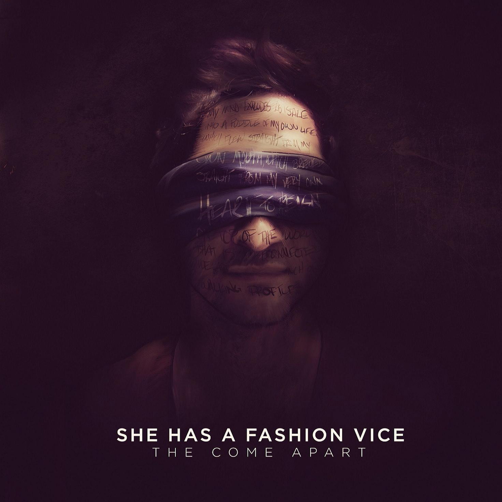 She Has A Fashion Vice – The Come Apart [EP] (2012)