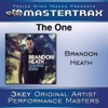 The One (Performance Tracks) - EP