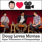 Cover to Doug Benson's Doug Loves Movies: Super Tournament of Championships