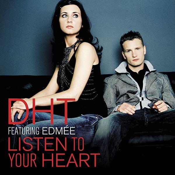 D.H.T. Featuring Edmée Daenen* Edmée - I Go Crazy