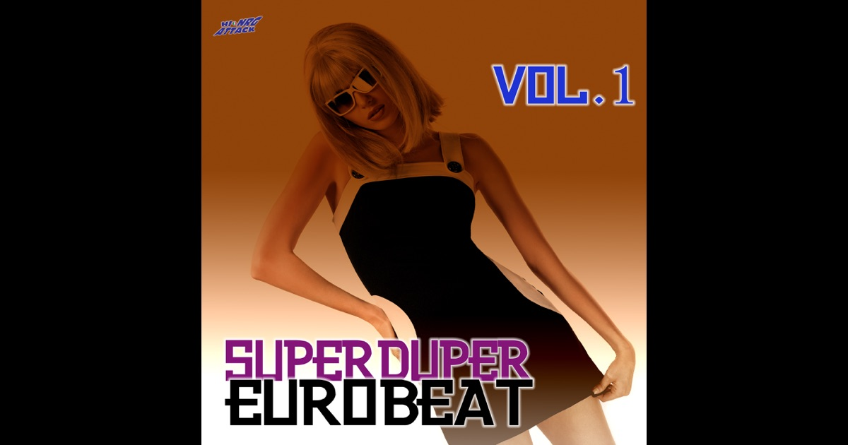 Various - Super Eurobeat Vol. 240 - Anniversary Hits 100 Tracks