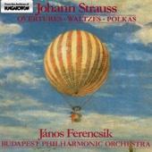 Strauss II: Overtures, Walzes & Polkas