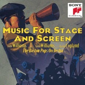 Music for Stage and Screen - The Red Pony, Born On the Fourth of July, Quiet City & The Reivers