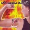 pochette album Various Artists - Solo Musica Italiana Vol 1