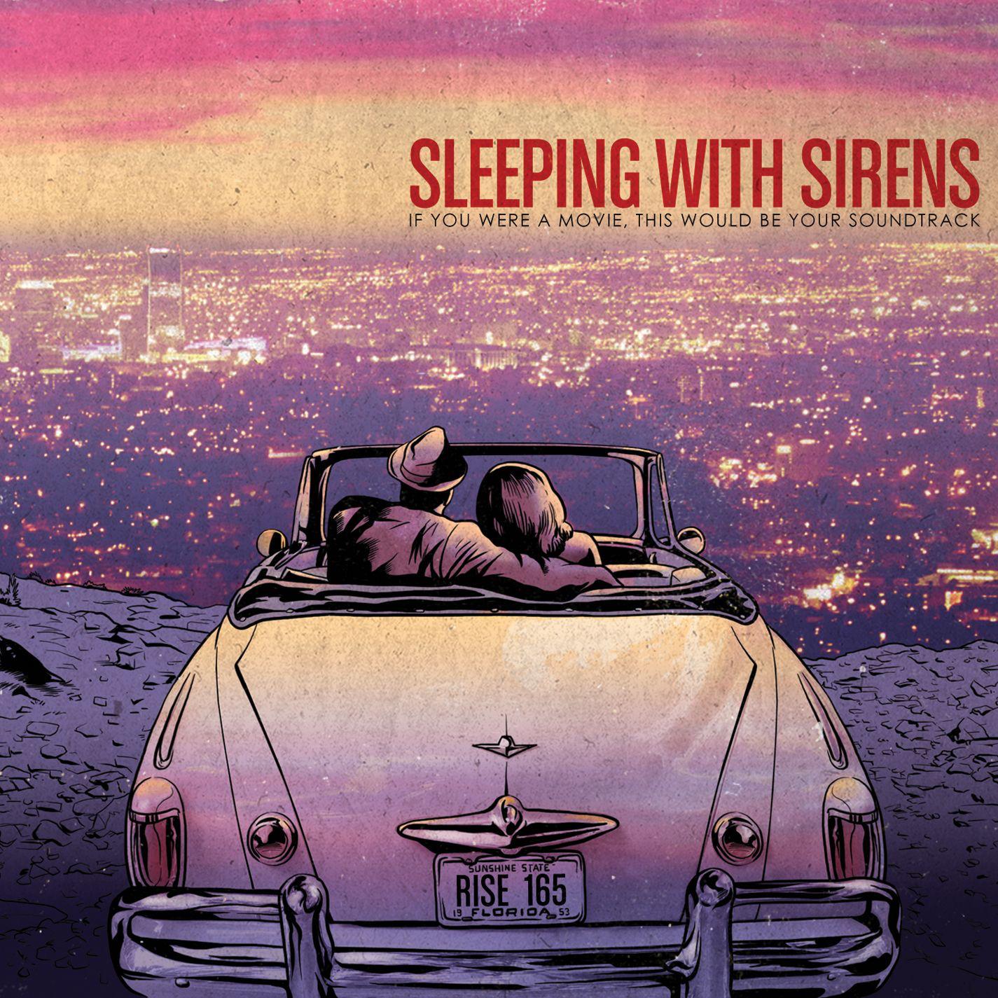 Sleeping With Sirens - If You Were a Movie, This Would Be Your Soundtrack [EP] (2012)