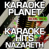 Karaoke Hits Nazareth (Karaoke Version) - EP