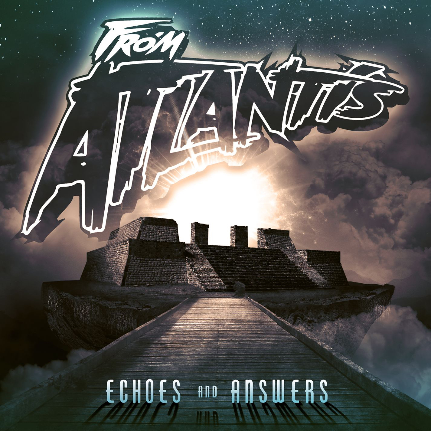 From Atlantis - Echoes and Answers [EP] (2011)