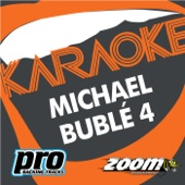 You Make Me Feel So Young (In the Style of Michael Buble) [Karaoke Version]