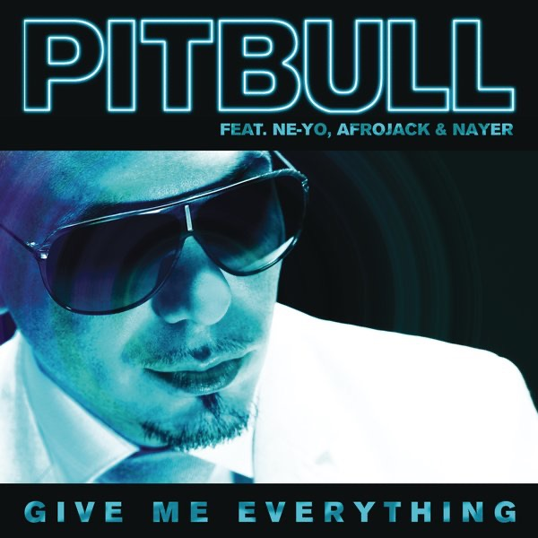 Cover art for Give Me Everything