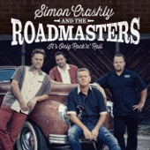 Simon Crashly And The Roadmasters - You Broke Another Heart artwork