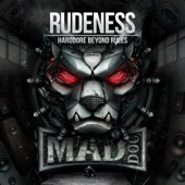 RUDENESS - Hardcore beyond rules (Traxtorm CD081) cover art