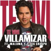 Villamizar - Te Viví (feat. Maluma & Elvis Crespo) ilustración