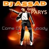 Come On Everybody (feat. Greg Parys) - Single