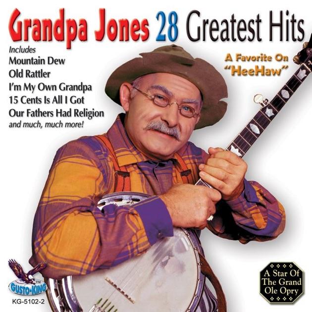 Grandpa Jones - Everybody's Grandpa