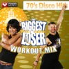 Biggest Loser Workout Mix: 70's Disco Hits (60 Minute Non-Stop Workout Mix) [125-129 BPM] ジャケット写真