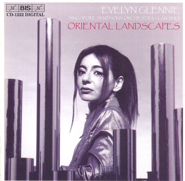 Oriental Landscapes - Music for percussion and orchestra