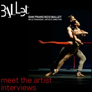 San Francisco Ballet Meet the Artist Interviews