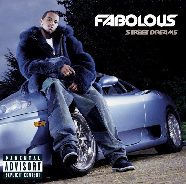 Street Dreams Fabolous CD cover