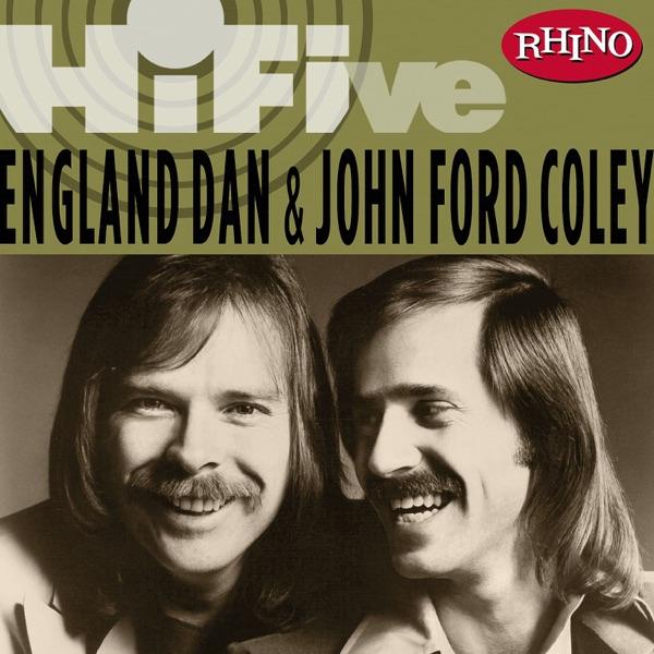 Rhino Hi-Five England Dan  John Ford Coley - EP England Dan  John Ford Coley CD cover