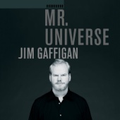 Cover to Jim Gaffigan's Mr. Universe