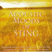 Acoustic Moods Of Sting - Acoustic Moods