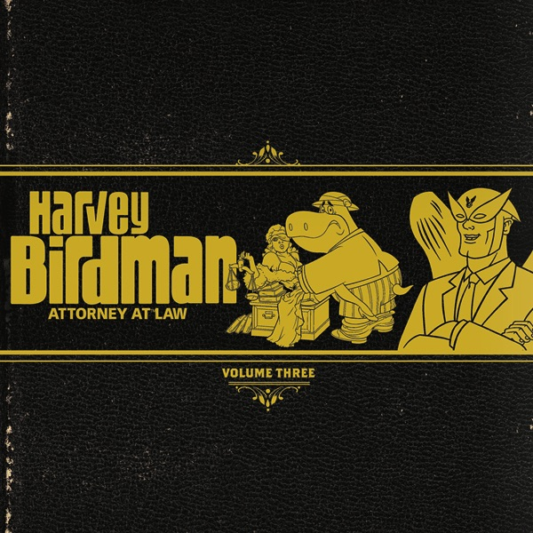 harvey birdman  attorney at law  season 3 on itunes