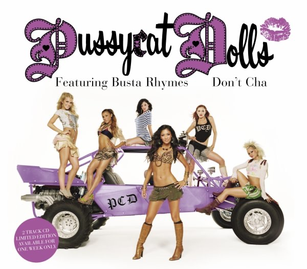 Cover art for Don't Cha