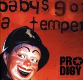 Baby's Got a Temper - EP
