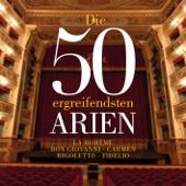 Die 50 ergreifensten Arien - La Boheme - Don Giovanni- Carmen - Rigoletto - Fidelio