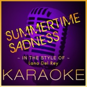 Summertime Sadness (Instrumental Version)