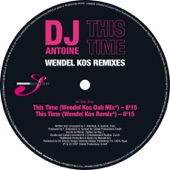This Time (Wendel Kos Remixes) - EP