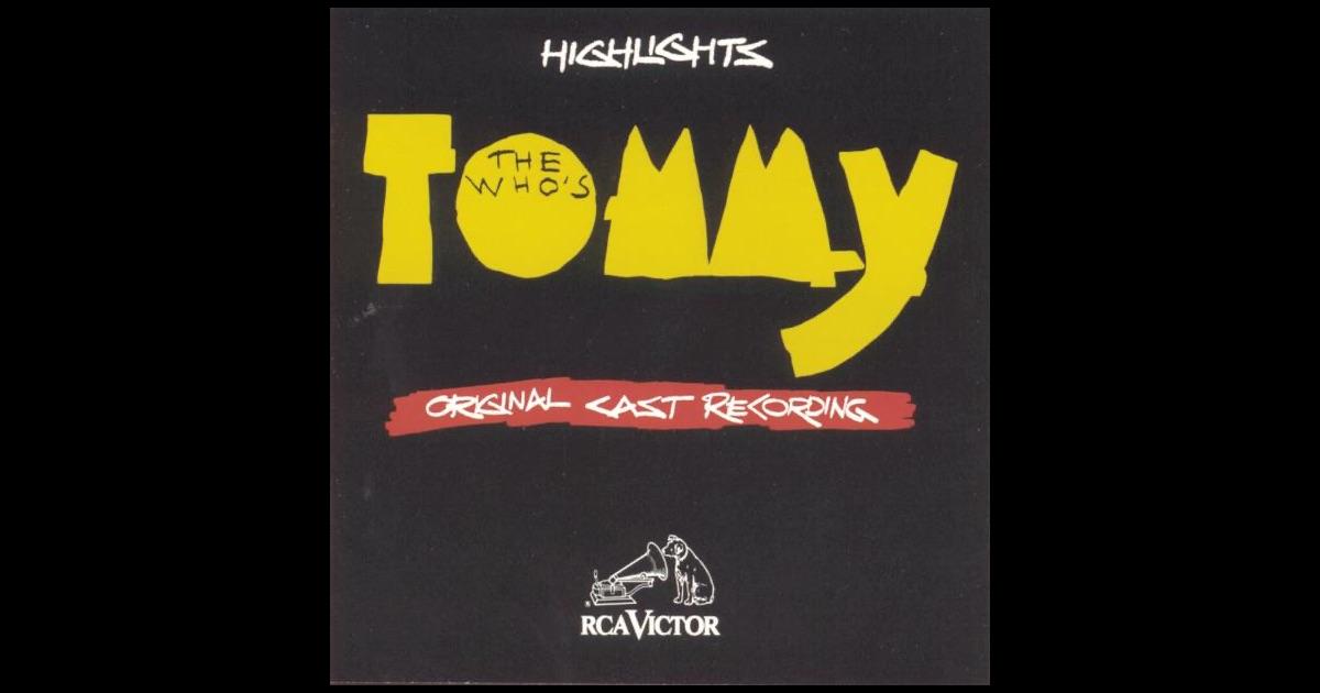 Various Tommy Original Soundtrack Recording