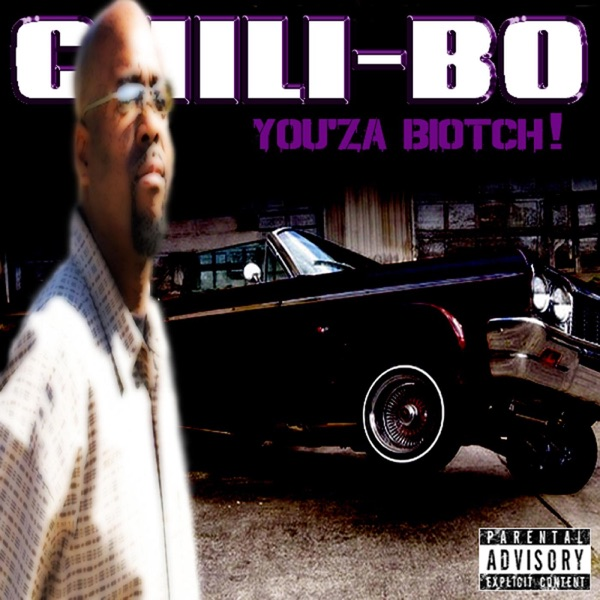 Youza Biotch - Single Chili-Bo CD cover