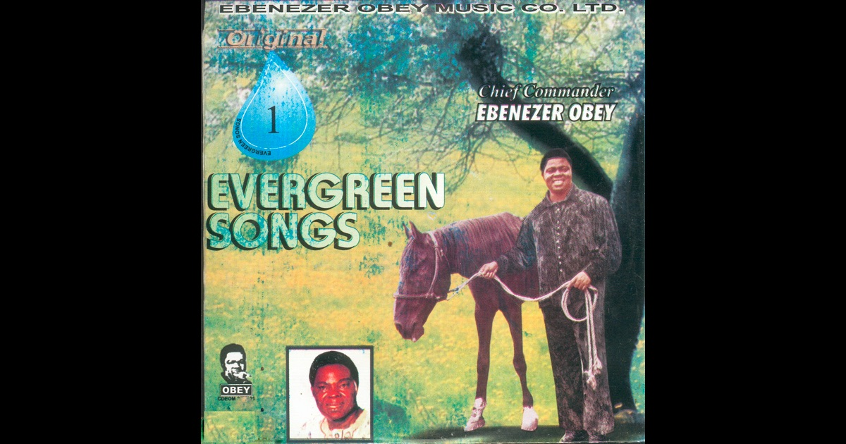 Download ebenezer obey songs sheet music video free.