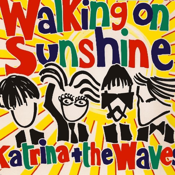 Cover art for Walking On Sunshine