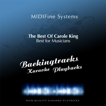 Best of Carole King (Karaoke Version) – MIDIFine Systems