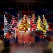 Def Leppard - Pour Some Sugar On Me (2012 Re-Recorded Version)  artwork