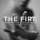 The Fire [feat. Madame Buttons] - Single cover art