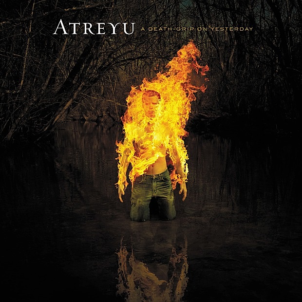 Atreyu -  A Death-Grip On Yesterday (2006)