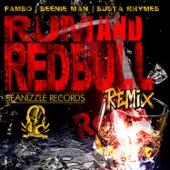 Rum & Redbull Remix - Single cover art