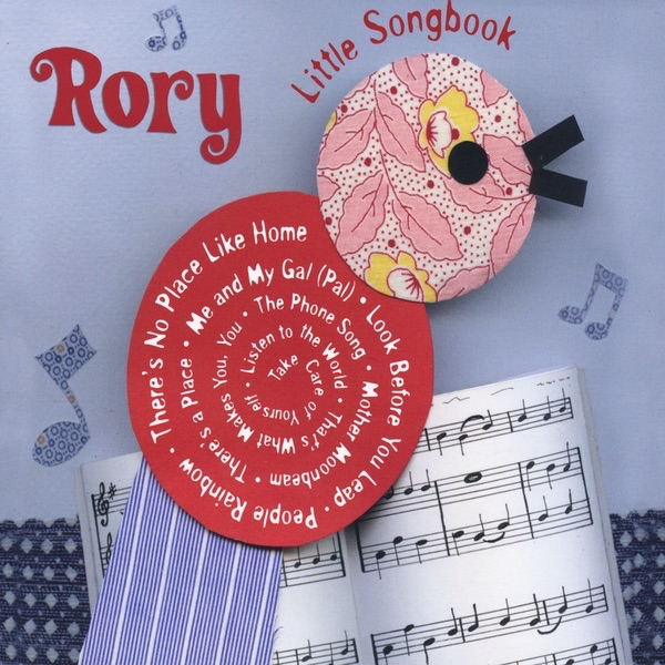 Little Songbook by Rory