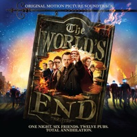 The World's End - Official Soundtrack