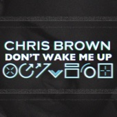 Chris Brown - Don't Wake Me Up Grafik