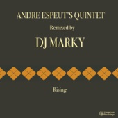 Rising (DJ Marky Remix) - Single cover art