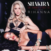 Shakira - Can't Remember To Forget You (feat. Rihanna) ilustración